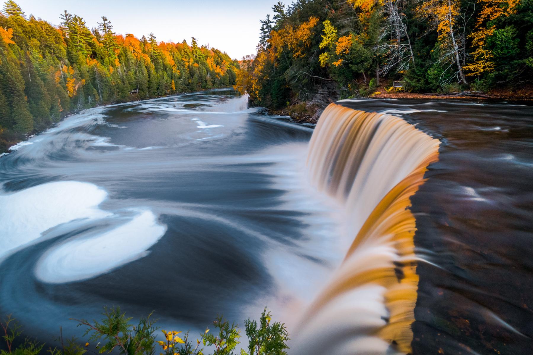 Ethan Allen,  Tahquamenon Falls